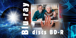 Blu-ray Optical Discs for Data Backup | Solution for Storage